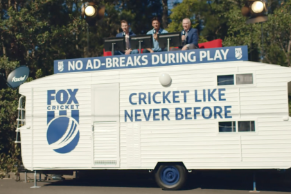 Fox Cricket 'Cricket Like Never Before'